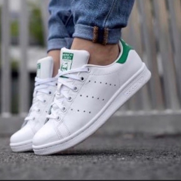 adidas Shoes - Women s Adidas Stan Smith Shoes 5d306f779
